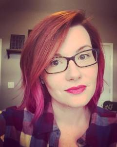 profile pic-pink hair