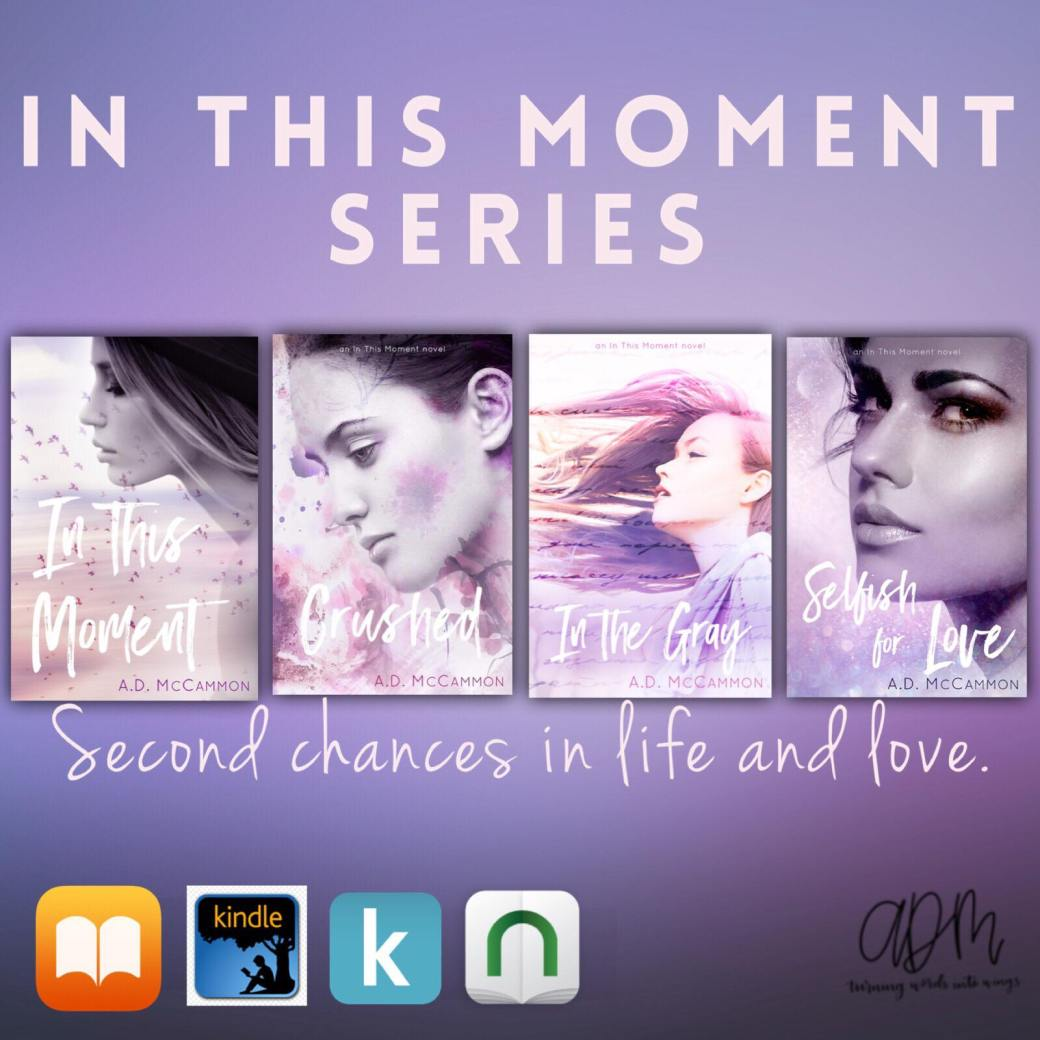 In this moment series promo